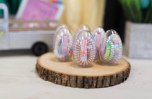 Egg Hair Ties