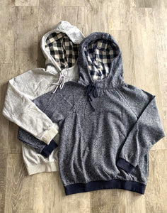 Chilly Run Hoodie - Heather Gray