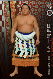 "Sumo Trading Cards - 2016 ""Irodori"" series - One Pack"
