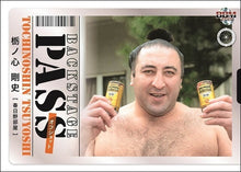 Sumo Trading Cards - 2019 series