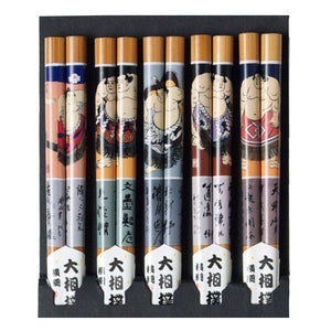 Yokozuna image Chopsticks - Set of 5