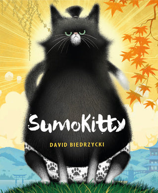 SumoKitty sumo children's book.  hardcopy  English