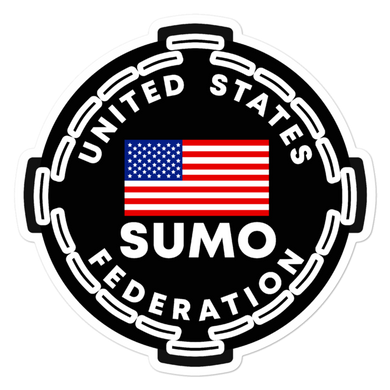 US Sumo Federation Store Link