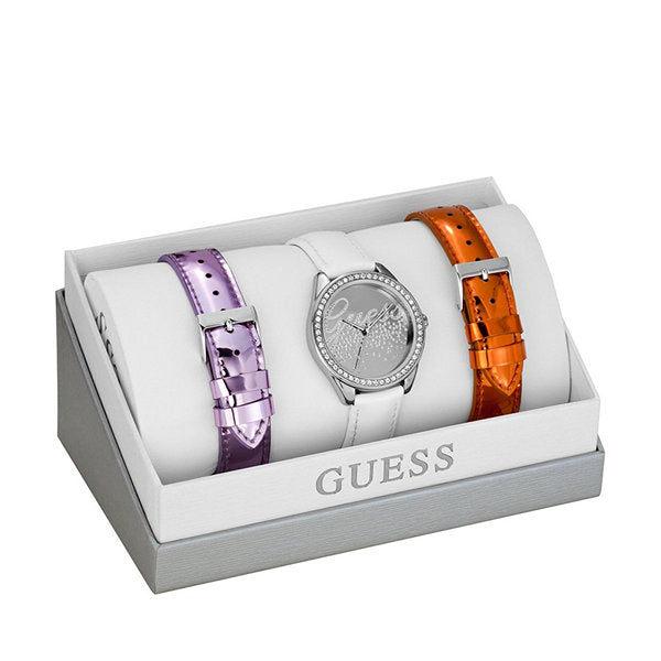 Ladies' Watch Guess W0201L1 (46 mm) (3 pcs)