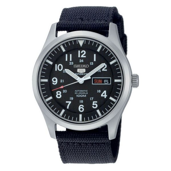 Men's Watch Seiko SNZG15K1 (42 mm)