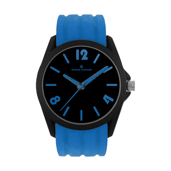Unisex Watch Alpha Saphir 380C (44 mm)