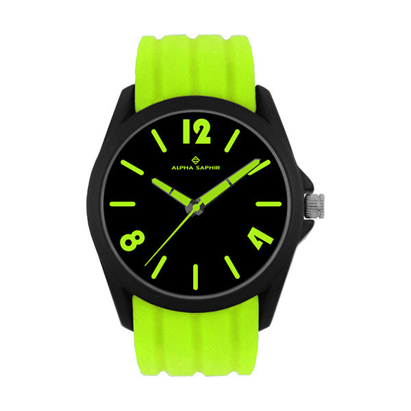 Unisex Watch Alpha Saphir 378F (38 mm)
