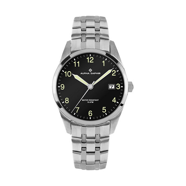 Men's Watch Alpha Saphir 379E (40 mm)