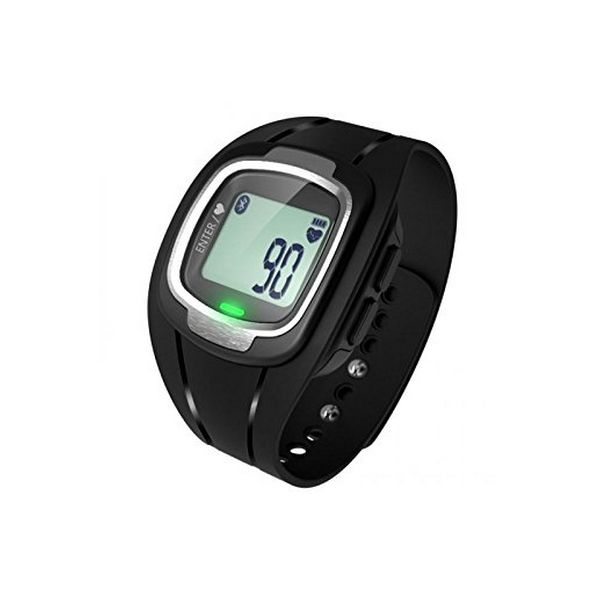 Watch/Heart-rate Monitor Innova Black