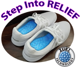 Step into relief with Futzuki insoles
