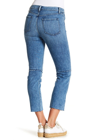 Ruby Satellite Crop Denim