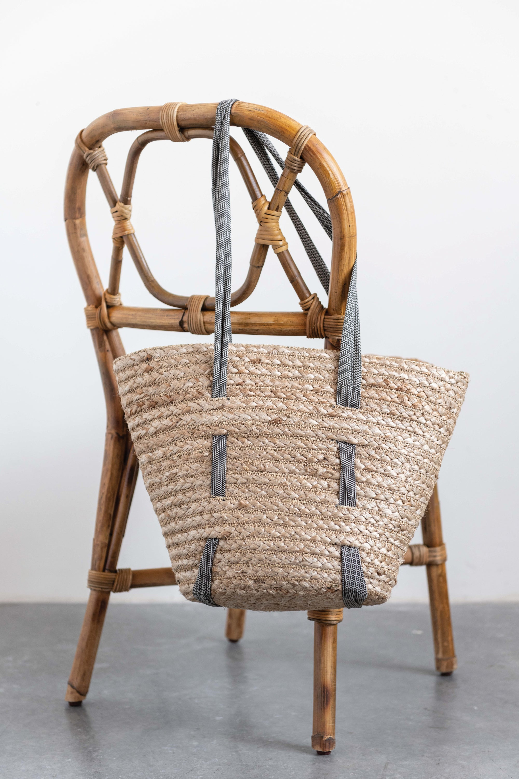 Seagrass Market Bag