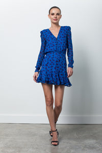 Vickie Blue Dress