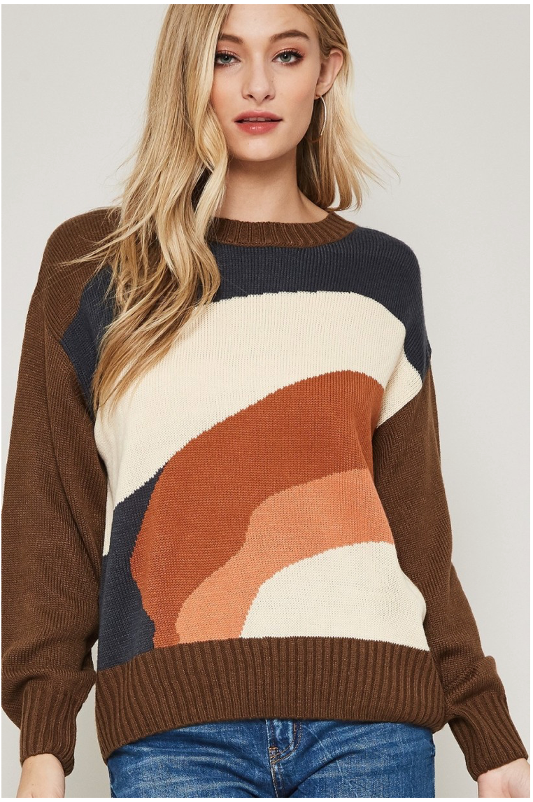 Palm Spring Sweater