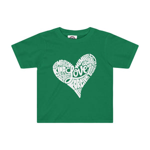 Clothed in Love Toddler Tee