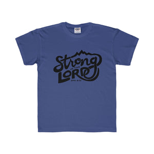 Strong in the Lord Kids Tee