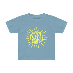 Let Your Light Shine! Toddler Tee