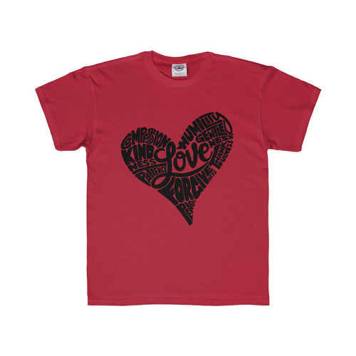 Clothed in Love Kids Tee
