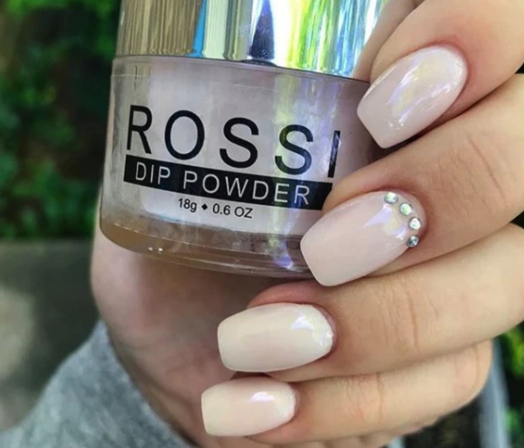 Rossi Nail Glam Powder Kit - Celi's Secret