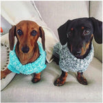 CHUNKY KNIT JUMPERS - Grey Melange - Furevables Pet Boutique