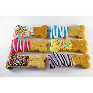Crazy Bone Dog Treat -4 Piece