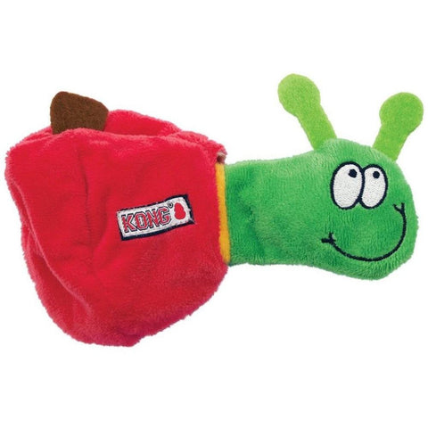 KONG Escape Apple Worm - Furevables Pet Boutique