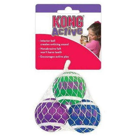 KONG Active Balls - Furevables Pet Boutique