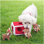 Furevables Pet Boutique -ZIPPY PAWS REINDEER PEN