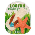 Furevables Pet Boutique - Natural Loofa Dental Toy Beach Combo