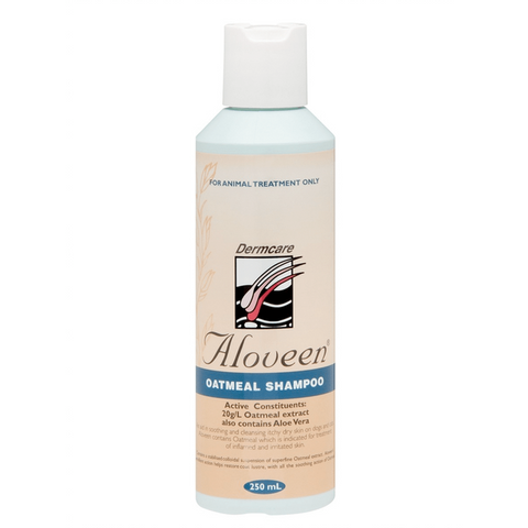 Aloveen Oatmeal Shampoo - Furevables Pet Boutique