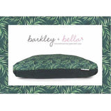 Barkley and Bella Futon - Leaf - Furevables Pet Boutique