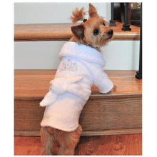 Furevables Pet Boutique - Tiara Luxury Bathrobe