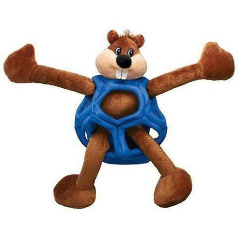 KONG Puzzlements Beaver - Furevables Pet Boutique