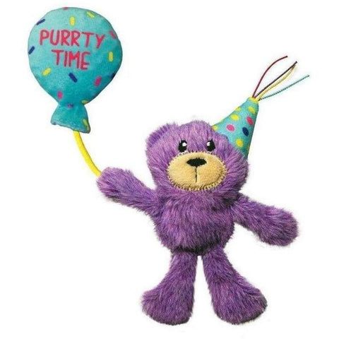 Cat Occasions Birthday Teddy - Furevables Pet Boutique