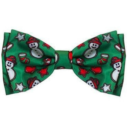 Furevables Pet Boutique - Christmas Cookies Bowtie
