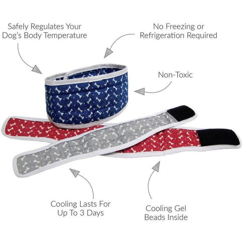 Furevables Pet Boutique - Cooling Collars