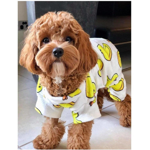 Furevables Pet Boutique - Duck Onesie