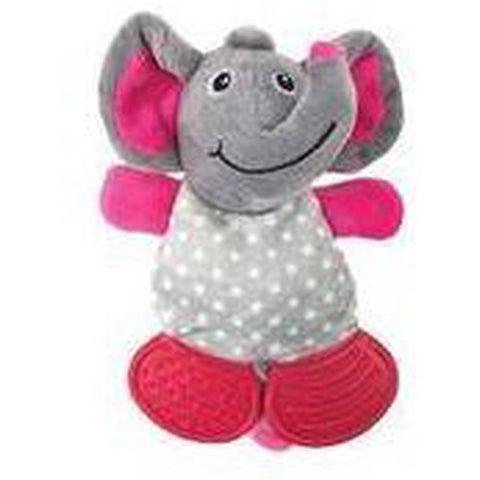 Puppy Teether Toys - Elephant Chew - Furevables Pet Boutique
