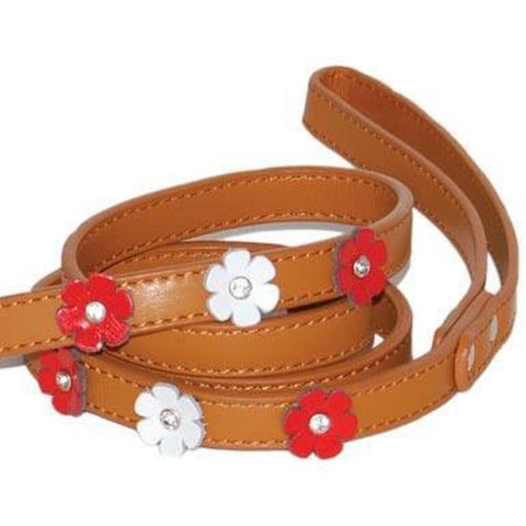 Flower Leash - Furevables Pet Boutique