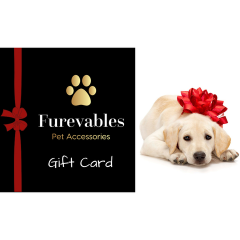 Furevables Pet Boutique Gift Card - Furevables Pet Boutique