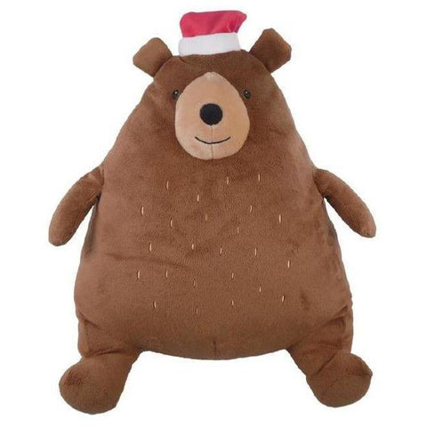 Festive Giggling Bear - Furevables Pet Boutique