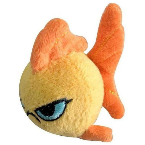 Grumpy Cat Plush Toy - Fish - Furevables Pet Boutique