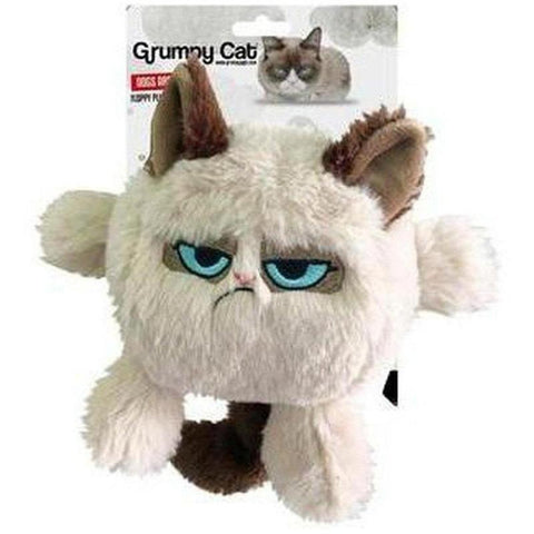 Grumpy Cat Dog Toy - Furevables Pet Boutique
