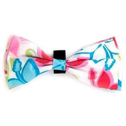 Hibiscus Flower Bowtie - Furevables Pet Boutique