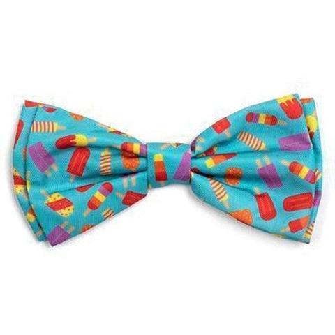 Popsicle Dog Bowtie - Furevables Pet Boutique