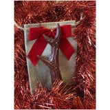 Antler Treat Stocking - Furevables Pet Boutique