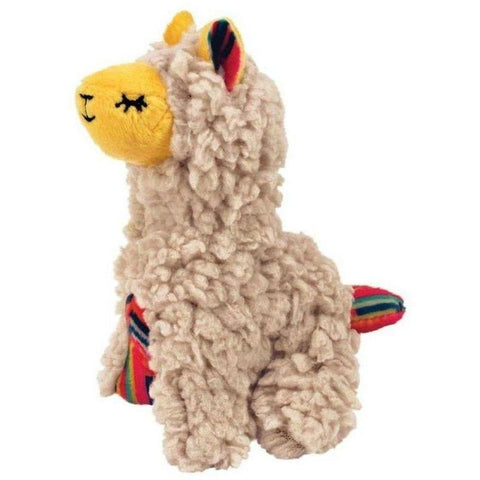 KONG Softies Buzzy Llama - Furevables Pet Boutique