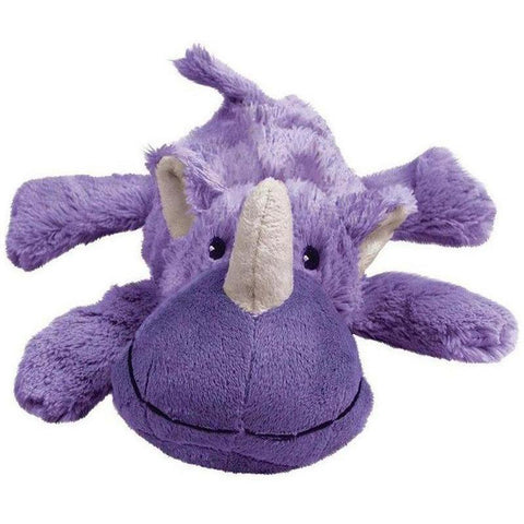 KONG Cozie Rosie Rhino - Furevables Pet Boutique