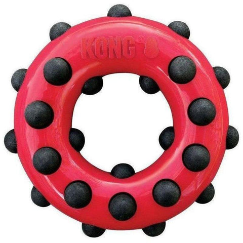 Kong Dotz Donut - Small - Furevables Pet Boutique