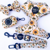 Sunflower Harness Pablo & Co - Furevables Pet Boutique